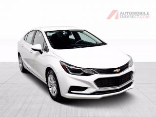 Used 2016 Chevrolet Cruze LT TURBO AIR CLIMATISÉ MAGS CAMÉRA DE RECUL for sale in Île-Perrot, QC