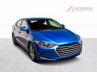 Used 2017 Hyundai Elantra GL A/C MAGS SIEGES CHAUFFANT for sale in Île-Perrot, QC
