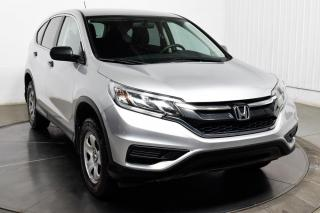 Used 2016 Honda CR-V Crv Lx awd groupe électrique mags for sale in Île-Perrot, QC
