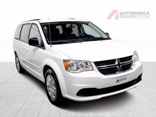 Used 2017 Dodge Grand Caravan SXT Stow N Go for sale in Île-Perrot, QC