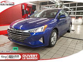 Used 2020 Hyundai Elantra *PREFERRED*AIR*SIÈGE/VOLANT* CHAUFF* for sale in Québec, QC