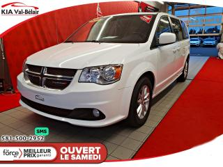 Used 2019 Dodge Grand Caravan SXT*CUIR*AIR*BLUTOOTH*CVP* for sale in Québec, QC