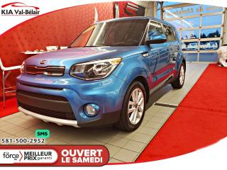 Used 2019 Kia Soul *EX*SIEGE CHAUFF*BLUETOOTH*A/C* for sale in Québec, QC