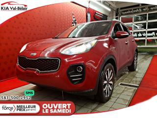 Used 2017 Kia Sportage *EX*BLUETOOTH*SIÈGE CHAUFANT*MAGS* for sale in Québec, QC