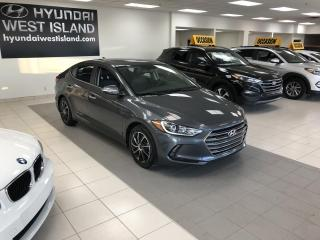 Used 2017 Hyundai Elantra LIMITED AUTO TOIT MAGS CUIR NAV CAMÉRA A for sale in Dorval, QC