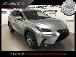 Used 2019 Lexus NX 300 LUXURY PKG|GARANTIE VALIDE 27/09/23| for sale in Montréal, QC