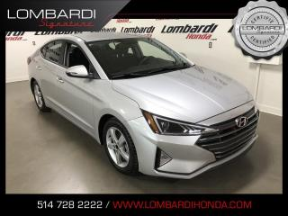 Used 2019 Hyundai Elantra PREFERRED|GAR. VALIDE 07/05/2024| for sale in Montréal, QC