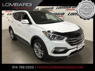 Used 2017 Hyundai Santa Fe Sport LIMITED|AWD|NAVI|TOIT| for sale in Montréal, QC