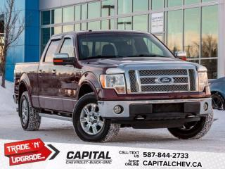 Used 2010 Ford F-150 Lariat for sale in Calgary, AB