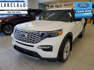New 2021 Ford Explorer Platinum  - Leather Seats - $418 B/W for sale in Prince Albert, SK