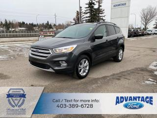 Used 2018 Ford Escape SYNC/TOUCH SCREEN/HEATED SEATS for sale in Calgary, AB