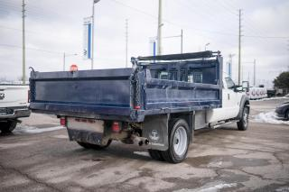 Used 2014 Ford F-550 Chassis XLT DIESEL/12 FT DUMP TRUCK for sale in Concord, ON