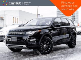 Used 2019 Land Rover Discovery Sport HSE AWD Panoramic Roof Heated Seats for sale in Thornhill, ON