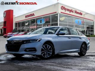 Used 2019 Honda Accord Hybrid Touring for sale in Guelph, ON