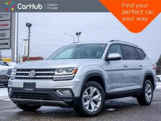 Used 2019 Volkswagen Atlas Highline 4Motion Navigation Panoramic Sunroof Bluetooth Backup Camera Heated Front Seats 18