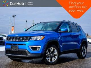 Used 2019 Jeep Compass Limited 4x4 Bluetooth Backup Camera Remote Start Leather Heated Front Seats 18