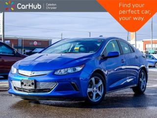 Used 2017 Chevrolet Volt LT Bluetooth Backup Camera Remote Start Heated Front Seats 17
