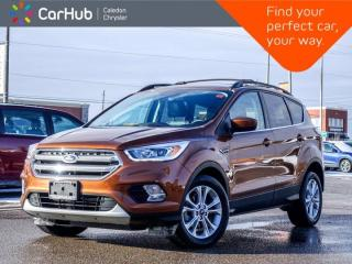 Used 2017 Ford Escape SE Navigation Backup Camera Bluetooth Heated Front Seats 17