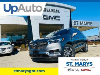 New 2021 Buick Enclave Avenir AWD for sale in St. Marys, ON