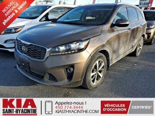 Used 2019 Kia Sorento EX V6 AWD ** CAMÉRA DE RECUL / CUIR for sale in St-Hyacinthe, QC