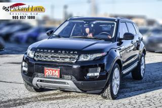 Used 2014 Land Rover Evoque Prestige ONTARIO VEHICLE! | AWD! for sale in Bolton, ON