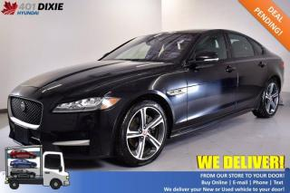 Used 2019 Jaguar XF R-Sport for sale in Mississauga, ON
