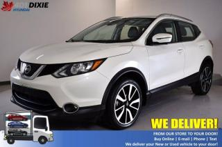 Used 2019 Nissan Qashqai SL for sale in Mississauga, ON