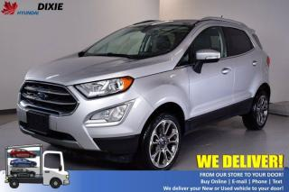 Used 2019 Ford EcoSport Titanium for sale in Mississauga, ON