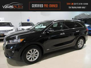 Used 2019 Kia Sorento 2.4L EX EX  AWD  7 PASS  LEATHER  2.4L for sale in Vaughan, ON