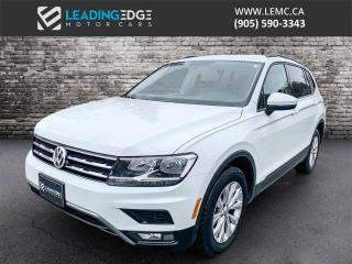 Used 2018 Volkswagen Tiguan Trendline AWD, Convenience Pack! for sale in King, ON