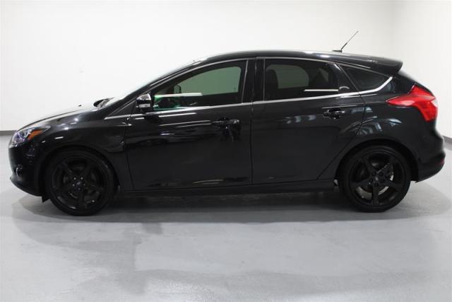 2013 Ford Focus Titanium Hatchback
