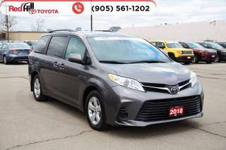 Used 2018 Toyota Sienna LE 8-Passenger for sale in Hamilton, ON