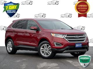 Used 2017 Ford Edge SEL Leather | Navigation | Heated Seats and Steering Wheel for sale in St Catharines, ON