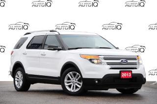 Used 2013 Ford Explorer XLT | 4WD | 3.5L V6 ENGINE | SYNC for sale in Kitchener, ON