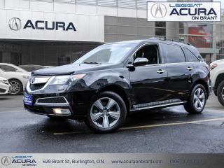 Used 2012 Acura MDX Technology Package  for sale in Burlington, ON