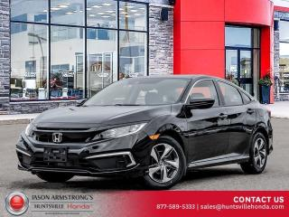 New 2021 Honda Civic LX for sale in Huntsville, ON