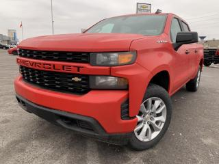 New 2021 Chevrolet Silverado 1500 Silverado Custom for sale in Carleton Place, ON