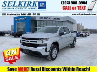 New 2021 Chevrolet Silverado 1500 LT  - Leather Seats for sale in Selkirk, MB