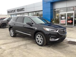 New 2021 Buick Enclave Avenir for sale in Listowel, ON