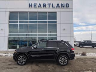 Used 2018 Jeep Grand Cherokee Limited AWD | HEATED SEATS | NAVIGATION | REMOTE START | SUNROOF-USED EDMONTON JEEP DEALER for sale in Fort Saskatchewan, AB