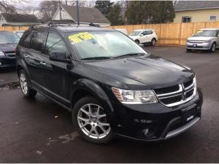 Used 2016 Dodge Journey R/T for sale in Sarnia, ON