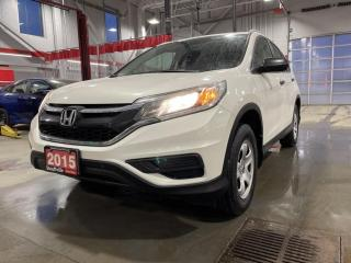 Used 2015 Honda CR-V LX for sale in Whitchurch-Stouffville, ON