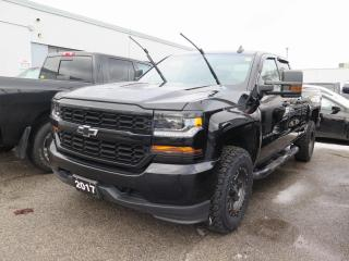 Used 2017 Chevrolet Silverado 1500 Silverado Custom 1 owner trade for sale in St. Thomas, ON