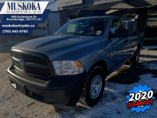 New 2020 RAM 1500 Classic Tradesman  - Uconnect for sale in Bracebridge, ON