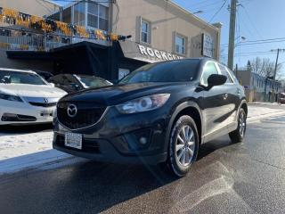Used 2014 Mazda CX-5 FWD 4dr Auto GS for sale in Scarborough, ON