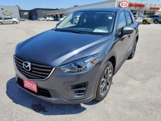 Used 2016 Mazda CX-5 GT for sale in Owen Sound, ON