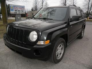 Used 2010 Jeep Patriot **Gas MISER