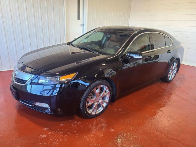 2012 Acura TL w/Elite Pkg TL SH-AWD