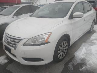 Used 2013 Nissan Sentra S for sale in Oshawa, ON