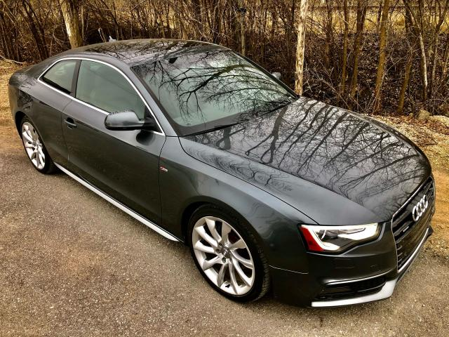 2014 Audi A5 S Line  Technik Only 103200 km  $104 Weekly